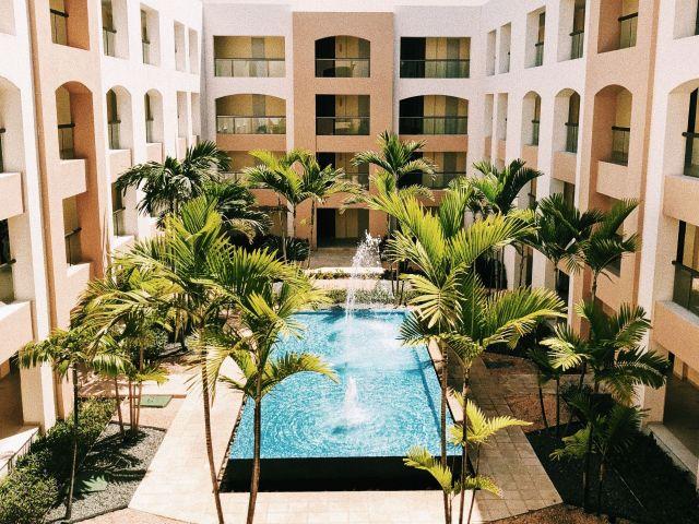 Hotéis na pandemia